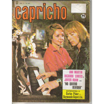 Fotonovela Capricho: Ana Martin, Ricardo Cortes Y Javier R.
