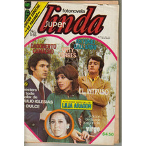 Fotonovela Linda: Dagoberto Camacho, Paty Torres, Antonio G.