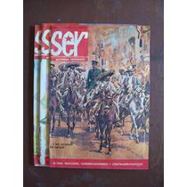 Revistas Ser-lote De 4ejemplares(periodismo Testimonial)-mn4