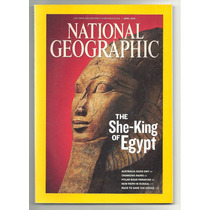 Revista National Geographic (inglés) Abril 2009