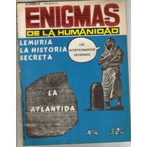 Los Supermachos Presenta:enigmas De La Humanidad # 4 $ 90.00