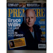 Premiere Usa - Bruce Willis