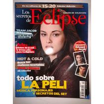Revista Los Secretos De Eclipse Edicion De Coleccion Fn4