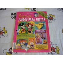 Kena Juegos Para Fiestas Revista Mayo 2000 Edit. Armonía