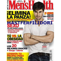 Enrique Iglesias Revista Mens Health Mexico Abril 2014