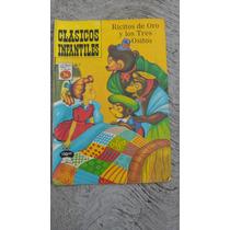 Risitos De Oro Y Los Tres Ositos Clasicos Infantiles De 70`