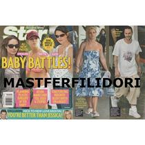 Britney Spears Angelina Jolie Revista Star Usa Junio 2006