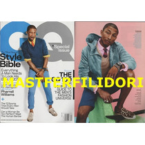 Pharrell Williams Kit Harington Revista Gq Usa Abril 2014