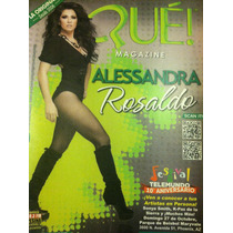 Alessandra Rosaldo Jenni Rivera Revista Que!