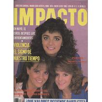 Pandora En Impacto, Revista De 1986