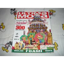 Ultima Moda No.220 Arreglos Para Navidad Septiembre Del 2002