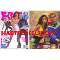 Paty Manterola Revista Eres De Febrero 1992 Patricia Thalia