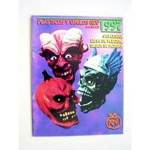 Catálogo De Máscaras Rev Para Halloween
