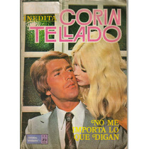 Fotonovela Inedita Corin Tellado. No. 8 $ 90.00 (1975)