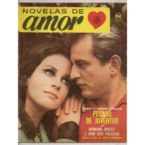 Fotonovela De Amor Bárbara Angely Juan José Palacios 1967