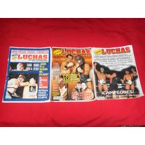 Lucha Libre - Super Luchas Años 90