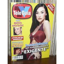 Thalia Quiere Un Bebe Susana Zavaleta Tele Guia 2006