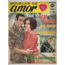 Fotonovela Amor Hilda Aguirre Félix Santaella 1971