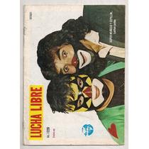 Revista Lucha Libre México Cepillín Supermuñeco 1988