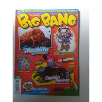 Revista Big Bang 115 Capitan Flamingo - Michael Jordan