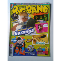Revista Big Bang 73 Aventuras Color Hormiga Gustavo Cerati