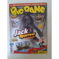Revista Big Bang 113 Jack Sparrow Al Fin Del Mundo