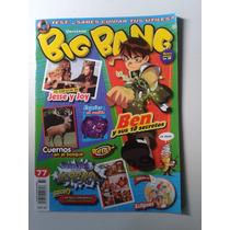 Revista Big Bang 77 Ben Y Sus 10 Secretos