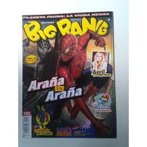 Revista Big Bang 110 Araña Vs Araña Avril Lavigne
