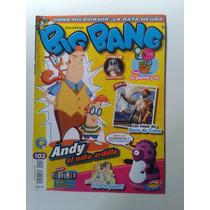 Revista Big Bang 102 Andy El Niño Ardilla