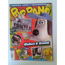 Revista Big Bang 30 Wallace & Gromit - Ha Ash Ha Vuelto