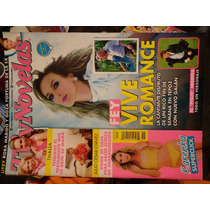 Revista Tv Y Novelas Portada Fey De Coleccion