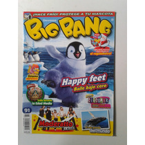 Revista Big Bang 91 Happy Feat - Moderatto