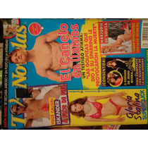 Revista Tvynovelas Portada Saul El Canelo Alvarez De Colecci