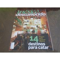 Revista México Desconocido Abril 2015 Número 458
