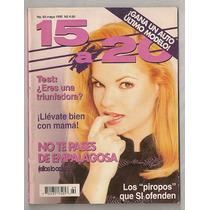 Ana Patricia Rojo Revista 15 A 20 De 1995