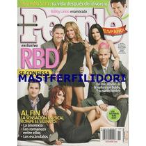 Anahi Dulce Maria Rbd Revista People En Español 2006 Rebelde