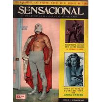 Revista Antigua El Santo Enmascardo De Plata Envio Gratis