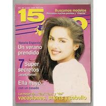 Natalia Esperón Revista 15 A 20 De 1994