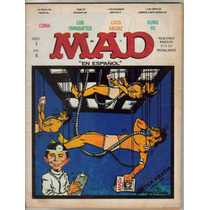 Mad En Español . Año 1. No. 6 (1978) $ 90.00