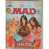 Revista Mad. En Español Numero: 2 (1978) Año 1. $ 90.00