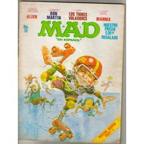 Mad En Español . Año 2. No.19 (1978) $ 90.00