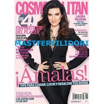 Laura Pausini Revista Cosmopolitan De Mexico Octubre 2014