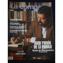 Revista La Compañía De Los Libros Juan Ramón De La Fuente