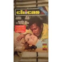 Alicia Encinas Y Julio Cesar En Fotonovela: Chicas (1974)