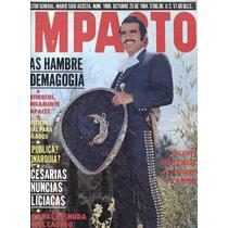 Vicente Fernandez En Impacto, Revista De 1984