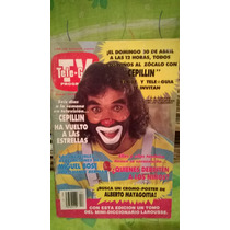 Cepillin En: Revista Tele-guia. (año 1983) $70.00
