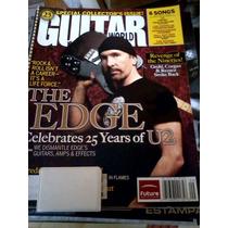 Guitar World - The Edge (u2)