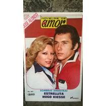 Fotonovela Novelas De Amor Estrellita, Hugo Kiesse Año 1977
