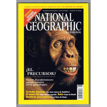 Revista National Geographic Agosto 2002