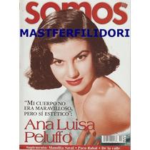 Ana Luisa Peluffo Somos 2001 Maria Felix Pedro Infante